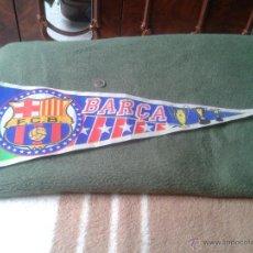 Coleccionismo deportivo: BANDERIN BANDERA BANDEROLA FUTBOL CLUB BARCELONA BARÇA DIARIO SPORT 1998 98 VER DESCRIPCION Y FOTOS . Lote 47470775
