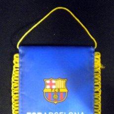 Coleccionismo deportivo: BANDERIN PENNANT F.C. BARCELONA PARA COCHE. Lote 47644098