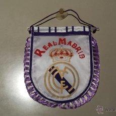 Coleccionismo deportivo: BANDERIN DE FUTBOL REAL MADRID . Lote 47648883