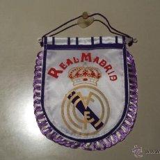Coleccionismo deportivo: BANDERIN DE FUTBOL REAL MADRID . Lote 47648920