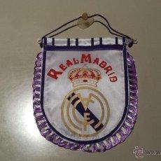 Coleccionismo deportivo: BANDERIN DE FUTBOL REAL MADRID . Lote 47648942