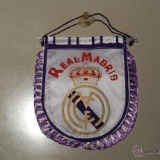 Coleccionismo deportivo: BANDERIN DE FUTBOL REAL MADRID . Lote 47649397