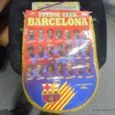 Coleccionismo deportivo: BANDERIN FC BARCELONA. Lote 48262682