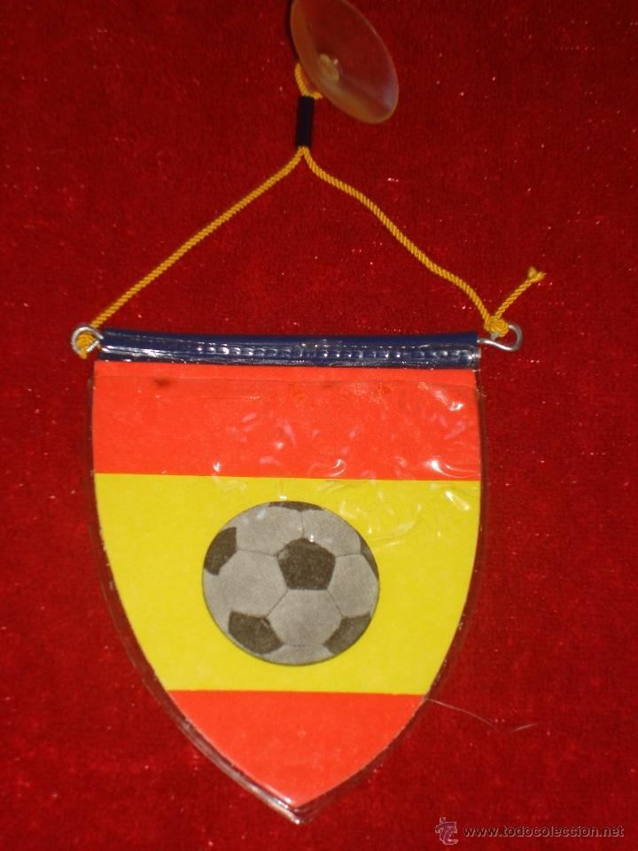 Coleccionismo deportivo: BANDERÍN DEL VALENCIA C.F. AÑOS 70 - Foto 2 - 48299405