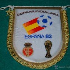 Coleccionismo deportivo: BANDERÍN PEQUEÑO DEL MUNDIAL DE ESPAÑA 82. Lote 48465933