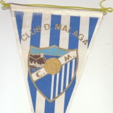Coleccionismo deportivo: BANDERIN CD.MALAGA.. Lote 49130302
