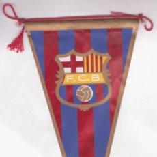 Coleccionismo deportivo: F.C. BARCELONA -- EN TELA. Lote 49603814