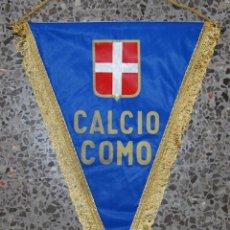 Coleccionismo deportivo: BANDERIN CALCIO COMO. Lote 49850639
