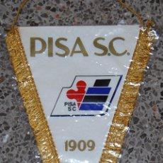 Coleccionismo deportivo: BANDERIN PISA S.C.. Lote 49850925