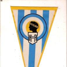 Coleccionismo deportivo: ANTIGUO BANDERIN HERCULES DE ALICANTE. Lote 50218507
