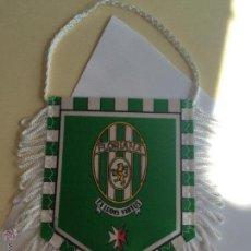 Collectionnisme sportif: BANDERIN EQUIPO DE FUTBOL FLORIANA DE MALTA. Lote 50571211