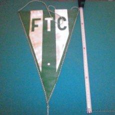 Coleccionismo deportivo: BANDERIN FTC. Lote 52539486