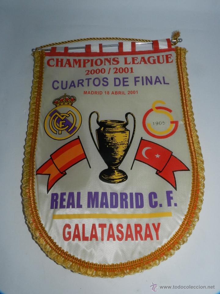 banderin de cuartos de champions league, cuarto - Comprar Banderas y ...