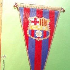 Coleccionismo deportivo: BANDERIN DEL F.C.BARCELONA NUEVO. Lote 30460580