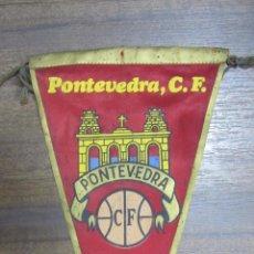 Coleccionismo deportivo: BANDERIN PONTEVEDRA, C. F. . Lote 53971854