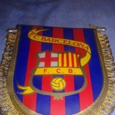 Coleccionismo deportivo: BANDERIN DEL F.C BARCELONA - CAMP NOU- AÑOS 80. Lote 54165432