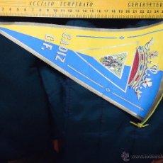 Coleccionismo deportivo: ANTIGUO BANDERIN DEL CADIZ CLUB DE FUTBOL. Lote 54735774