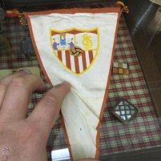 Coleccionismo deportivo: ANTIGUO BANDERIN SEVILLA FUTBOL CLUB. Lote 55009951