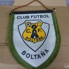 Coleccionismo deportivo: BANDERIN FUTBOL CLUD FUTBOL BOLTAÑA . Lote 55338876