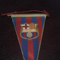 Collectionnisme sportif: BANDERÍN DEL F.C. BARCELONA DE LOS AÑOS 70. PERFECTO ESTADO.. Lote 55780191