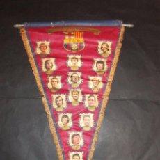 Coleccionismo deportivo: ANTIGUO BANDERIN FUTBOL CLUB BARCELONA.. Lote 56645602