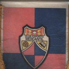 Coleccionismo deportivo: INTERESANTE BANDERIN DEL CLUB ESPORTIU MERCANTIL FUNDAT L, ANY 1913 - FUTBOL - BARCELONA. Lote 57182191