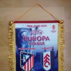 Coleccionismo deportivo: ATLÉTICO DE MADRID - FULHAM (FINAL EUROPE LEAGUE 2010). Lote 105939896