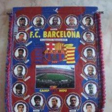 Coleccionismo deportivo: (TC-3) BANDERIN F. C. BARCELONA 96 97. Lote 57677583