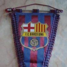 Coleccionismo deportivo: (TC-3) BANDERIN F. C. BARCELONA . Lote 57677615