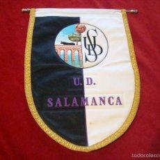 Coleccionismo deportivo: U. D. SALAMANCA BANDERIN AÑOS 80. Lote 218625076