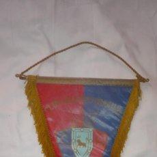 Coleccionismo deportivo: BANDERÍN CLUB ATLÉTICO OSASUNA. Lote 57853672