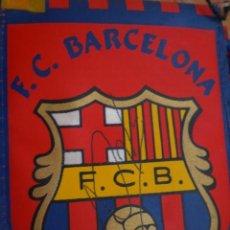 Coleccionismo deportivo: BANDERIN DEL BARÇA AUTOGRAFIADO. Lote 58577024
