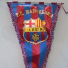 Coleccionismo deportivo: BANDERÍN DEL FÚTBOL CLUB BARCELONA. AÑO 1983. 46 CM. 60 GR. Lote 58600863