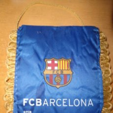 Coleccionismo deportivo: BANDERIN FUTBOL CLUB BARCELONA. Lote 100721543