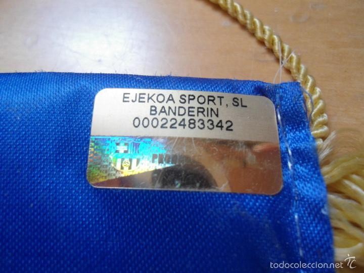 Coleccionismo deportivo: BANDERIN FUTBOL CLUB BARCELONA - Foto 2 - 100721543