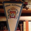 Coleccionismo deportivo: ESPAÑA 82 - BANDERIN OFICIAL SEDE DE ALICANTE - MUY BIEN CONSERVADO - TAL FOTO. Lote 61906840