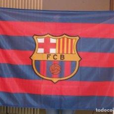 Coleccionismo deportivo: BANDERA DEL FUTBOL CLUB BARCELONA DE 150X100 -BARÇA-. Lote 61983312