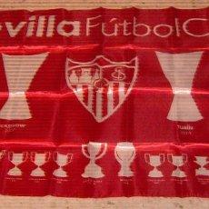 Coleccionismo deportivo: BANDERA DEL SEVILLA. Lote 61986736
