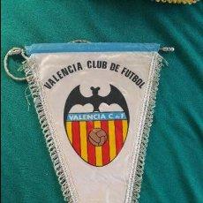 Coleccionismo deportivo: CURIOSO BANDERÍN DE FÚTBOL DEL VALENCIA CF.. Lote 62373724