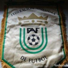 Coleccionismo deportivo: BANDERIN FEDERACION ANDALUZA DE FUTBOL. Lote 63433116