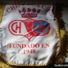 Coleccionismo deportivo: BANDERIN CHICLANA C.F.. Lote 63433204