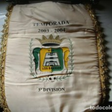 Coleccionismo deportivo: BANDERIN U.D. LOS BARRIOS. Lote 63433288