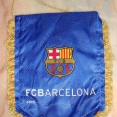 Coleccionismo deportivo: (TC-20) BANDERIN FC BARCELONA. Lote 65147255