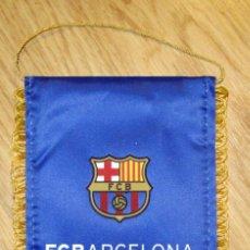 Collectionnisme sportif: BANDERIN FUTBOL PENNANT FOOTBALL F.C. BARCELONA. Lote 274308538