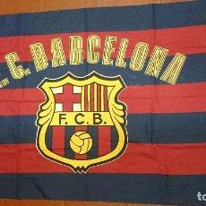 Coleccionismo deportivo: BANDERA DEL F.C.BARCELONA . Lote 70048417