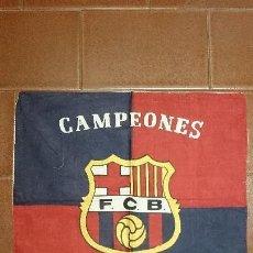 Coleccionismo deportivo: PAÑUELO DEL F.C.BARCELONA. Lote 70048709