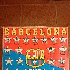 Coleccionismo deportivo: PAÑUELO PLANTILLA DEL F.C.BARCELONA. Lote 70048893