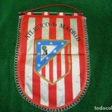 Coleccionismo deportivo: BANDERIN GRAN TAMAÑO ATLETICO DE MADRID. Lote 73029983