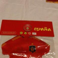Coleccionismo deportivo: UNIFORME PARA COCHE DE LA SELECCION ESPAÑOLA. Lote 75955979