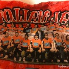 Coleccionismo deportivo: BANDERA DEL MALLORCA MEDIDAS 96X160 CMS. Lote 77458393
